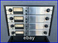1967 AMPEX AG440 1/2 4 Track Reel to Reel Tape Recorder/Reproducer