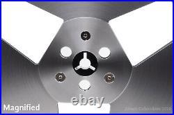 (2) NEW 7 7 Inch Akai ATR-7M Metal Reels for Tape Recorder (Grade A+ MINT)