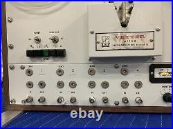 A. R. Vetter Model B Instrumentation Reel to Reel Tape Recorder