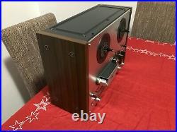 AKAI GX-4000D Hi-Fi Stereo Reel-to-Reel Tape Deck (1978-1985)