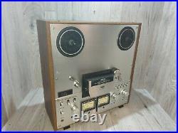 AKAI GX-630D 10.5 inch 4 Track STEREO Reel to Reel Tape Deck R2R