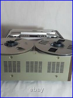 AKAI GX-747 professional stereo Reel to Reel tape recorder