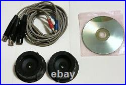 AMPEX ATR-700 2 track Reel to Reel Tape Recorder 7 ½ & 15 ips (High Speed)
