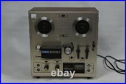Akai 1722W Classic Stereo Reel to Reel Tape Player/Recorder- Vintage, Retro