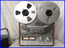 Akai GX-635D Auto-Reverse Reel-To-Reel Tape Recorder