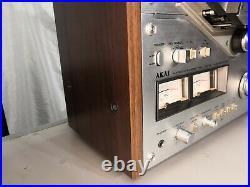 Akai GX-635D Reel To Reel Tape Recorder