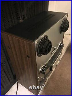 Akai GX-635D Vintage Reel To Reel Tape Deck/Recorder in Beautiful Condition