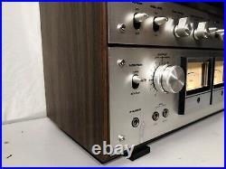 Akai GX-650D Reel-To-Reel Tape Recorder
