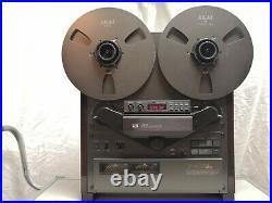 Akai GX-747 DBX Reel To Reel Tape Recorder