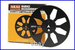 Akai GX-77 7 Tape Recorder ATR-7M Metal Reel to Reel Infrared Wireless Remote
