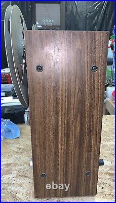 Akai Gx-646 4track Vintage Classic Stereo Reel To Reel Tape Recorder