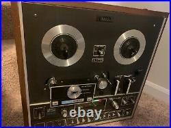 Akai X-1800SD Reel to Reel 8 Track Tape Recorder