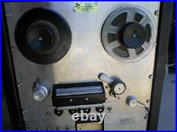 Ampex 351-1 Reel To Reel Tape Recorder Tube Preamp Vintage Studio WOWO