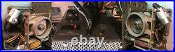 Ampex 351-1 full track mono 15 / 7.5 ips NAB reel to reel tape recorder