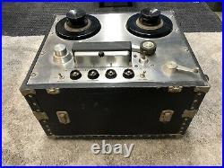 Ampex 351-2 (Reel to Reel Tape Recorder)