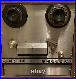 Ampex AG-445 Open Reel Tape Playback Deck RARE