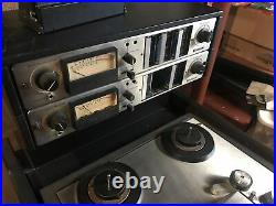 Ampex AG440 Studio Tape Recorder 1/4 mastering Analog 2 track Reel to Reel