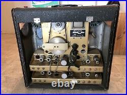 Crown 714c Tube Tape Recorder Reel To Reel