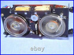 FICORD 1A RECORDER (STELLAVOX SM4) REEL TO REEL TAPE RECORDER with microphone