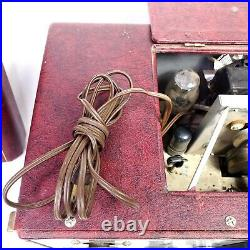 For Repair Crown Reel To Reel Tape Recorder 731 Public Amplifier Pro Broadcast