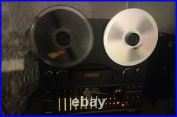 Fostex Model 80 Reel-To-Reel Recorder- Excellent