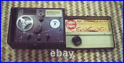 HANK WILLIAMS Sr Personal Reel To Reel Tape Recorder Collectors MUST L@@K