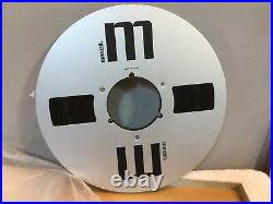 Maxell UD 35-180 10.5 Metal Reel to Reel 1/4 Sound Recording Tape with Box (A)