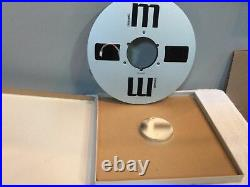 Maxell UD 35-180 10.5 Metal Reel to Reel 1/4 Sound Recording Tape with Box (B)