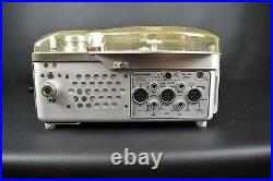 Nagra IV-S Time Code Stereo 1/4 Reel To Reel Recorder READ FULL DESCRIPTION