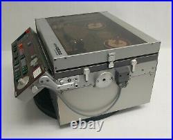 Nagra Kudelski T-Audio NTA-2TC Reel to Reel Tape Recorder with TACA-TC Keyboard