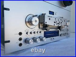 Near Mint Vintage PIONEER RT-909 Reel-to-Reel Tape Recorder