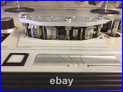 Otari MTR-12 4-track 1/2 format 3-speed reel-to-reel recorder 7.5/15/30 ips