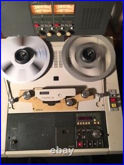 Otari MTR 15, reel to reel, Analog Tape Recorder 1/4 2 track recorder, #3