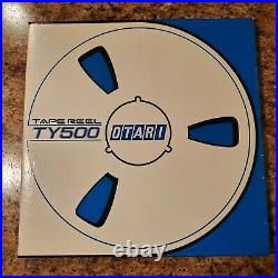 Otari MX5050 BII-2 Mastering Deck with BOX + Otari 10.5 Takeup Reel SEE VIDEO