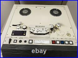 Otari Mtr-10 Reel-to-reel Master & Production Tape Recorder Machine Vintage