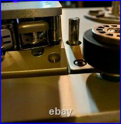 PIONEER RT-707 REEL TO REEL Nice Shape But One Channel Not Working -as Is