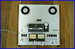 Pioneer RT-1020L Reel To Reel 4 Channel Tape Recorder With Extras
