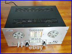 Pioneer RT-707 Reel To Reel Tape Recorder 4-Track 2-Channel Works Great