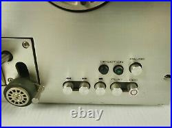 Pioneer RT-707 Reel to Reel Tape Recorder with Auto Reverse Direct Drive Tested