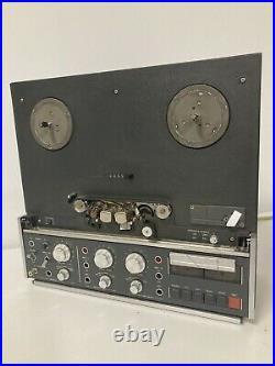 REVOX B77 Mk2 3 3/4-7 1/2 Ips, 2 -Track Stereo Reel to Reel Taperecorder Sku2