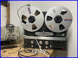 REVOX STUDER B77 MkII Low Speed, 2 -Track Stereo Reel to Reel Tape Recorder
