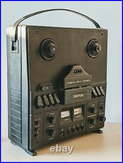 Reel-to-reel tape recorder Note 203 stereo from the USSR 1977