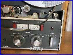 Revox A77 Reel To Reel Tape Recorder- FOR PARTS / REPAIR
