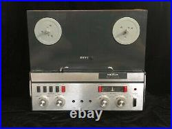 Revox A77 Two Track Vintage Reel to Reel Tape Recorder Working Condition