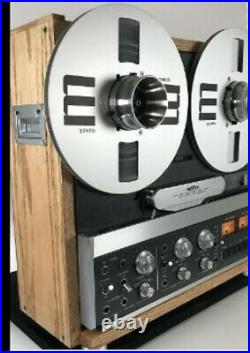 Revox B77 MK1 Custom Stereo Reel to Real Tape Recorder in GREAT CONDITION