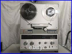 Rostov (MK-112C) MK-012C Reel to Reel Tape Recorder with Amplifier