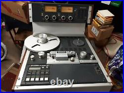 STUDER A 810 REEL TO REEL with cart in Good condition & manual
