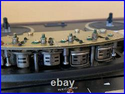Sansui SD-5000 Reel to Reel Stereo Tape Recorder Deck, Vintage, Works
