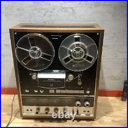 Sansui SD-5050 Reel To Reel Tape Player Used. Working Condition. See Video