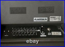 Serviced TASCAM 38 8-track 1/2 analog reel-to-reel recorder 15 ips